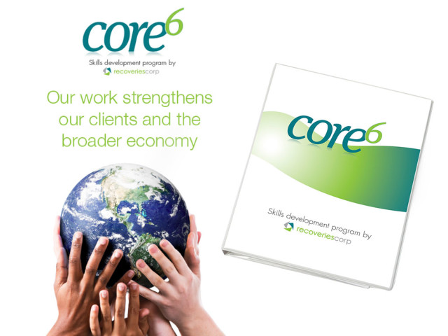 Recoveries Corp – Core 6 Training Program
