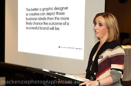 That branding seminar