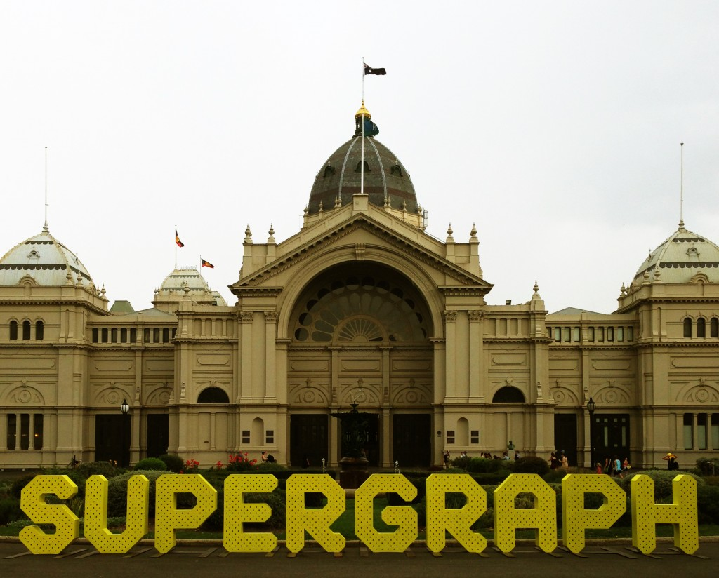 Supergraph 2014 awaits!