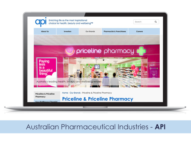 Australian Pharmaceutical Industries
