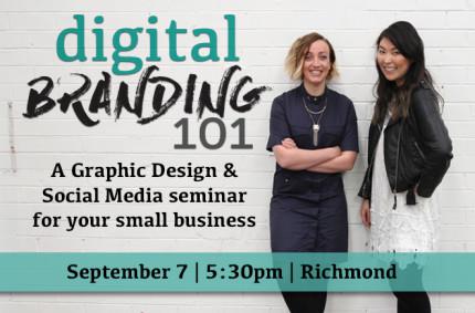 Digital Branding 101 – Seminar