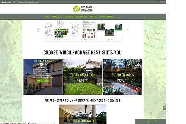 packages-page-design