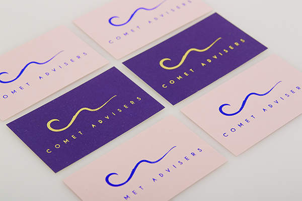 blue-foil-business-cards