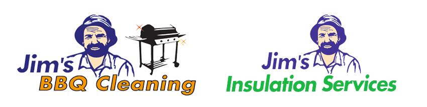 jims bbq cleaning logo