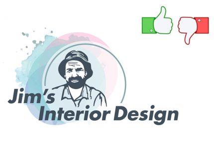 Jim's Interior Design logo review