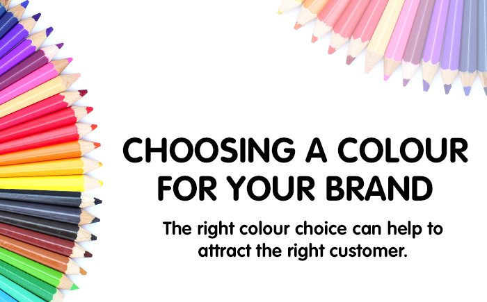 choosing your colour