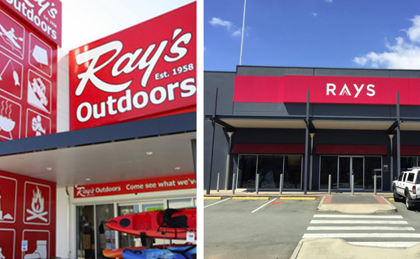 new rays outdoors store
