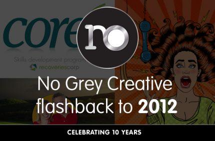 Looking back at 2012 – No Grey Creative turns 10