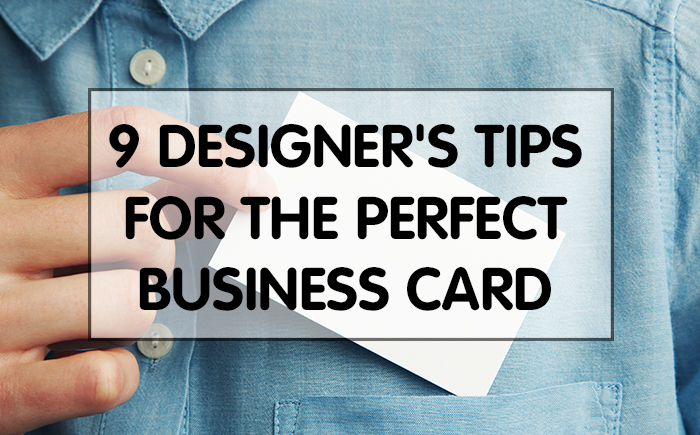 9-tips-for-the-perfect-business-card