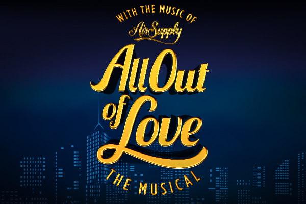 All out of love logo