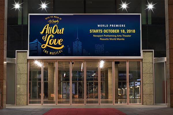 theatre billboard
