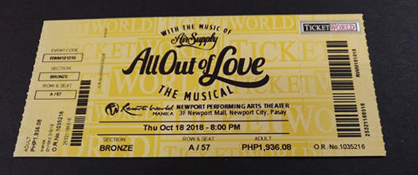 ticket-all-out-of-love