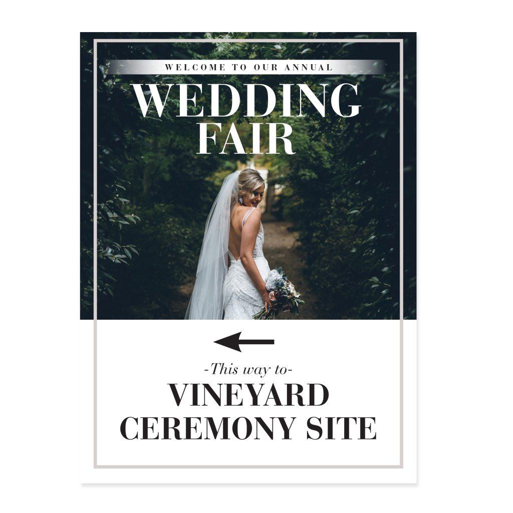 wedding expo design
