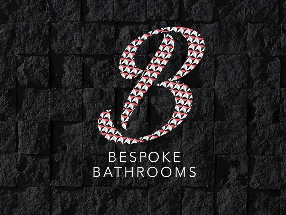 bespoke bathrooms logo design